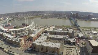 2019 Cincinnati Reds Opening Day Time-Lapse
