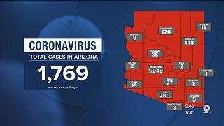 Coronavirus: Latest updates, cases in Arizona