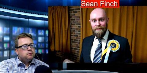 UNN's David Clews interviews Sean Finch