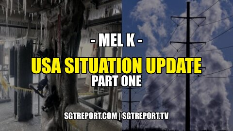 MEL K: USA SITUATION UPDATE - PART ONE