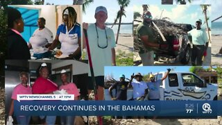 Recovery continues in the Bahamas