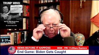 Dr Corsi NEWS 12-16-20: End Game - Biden Gets Caught