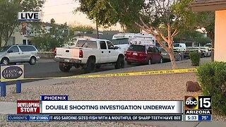 Two people shot in Phoenix neighborhood