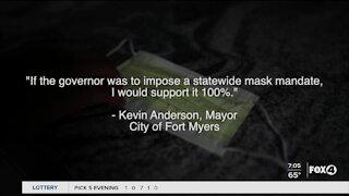 Southwest Florida Mayors respond to Covid surge