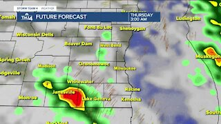 Another hot day in store for Tuesday