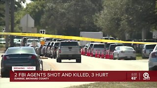 2 FBI agents shot, killed in Sunrise; 3 others wounded