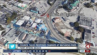Fort Myers Beach council talks proposed changes at Matanzas Pass bridge