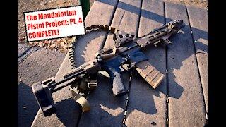 The Mandalorian Pistol Project: Part 4...Daniel Defense, OK Industries, Magpul D-60