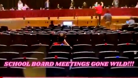 School Board Meetings Gone Wild
