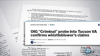 Whistleblower wins discrimination award against VA