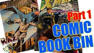 Comic Bin Part 1