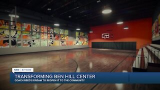 New plan for Ben Hill Community Center to help north Tulsa