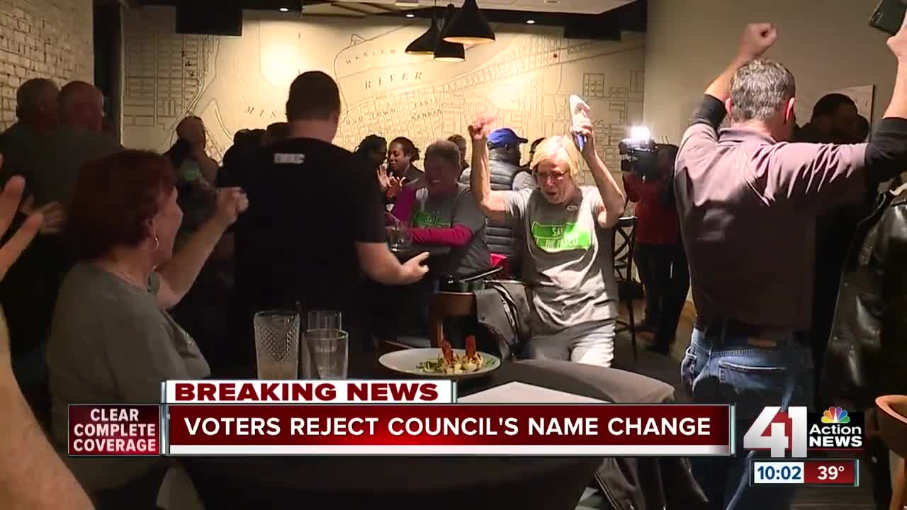 The Paseo lives: Voters reject council's name change