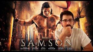 Samson movie review #DavidArena
