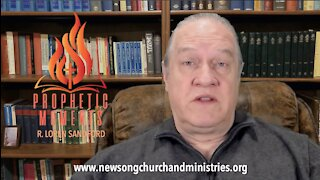 HOW SICK HAS AMERICAN CHRISTIANITY BECOME? - R. Loren Sandford with the Daily Word
