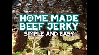 HOME MADE JERKY (BEEF)