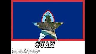 Bandeiras e fotos dos países do mundo: Guam [Frases e Poemas]