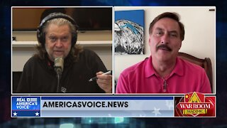 Mike Lindell: Donald Trump Will Be Back in Office in August