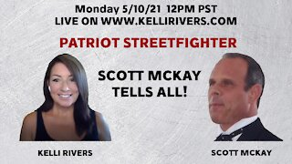 Patriot Streetfighter, Scott McKay