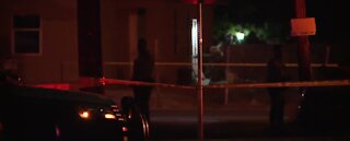 Police seek shooter after 1 person killed near Charleston, Pecos in Las Vegas