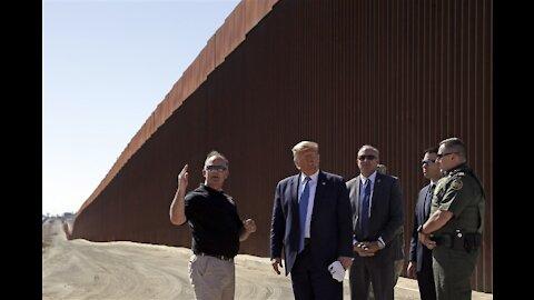President Trump's Border Walls Work