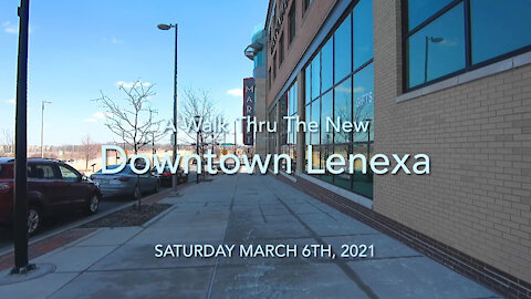 4K Walk - New Downtown Lenexa, Kansas