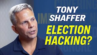 US Digital Voting Systems Are Vulnerable to Hacking—Tony Shaffer, Former Intelligence Operative [Sept 2019]   American Thought Leaders
