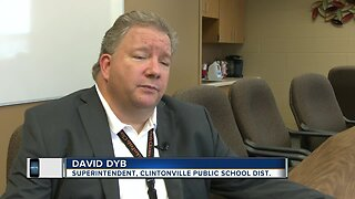 Clintonville Superintendent releases statement about viral video