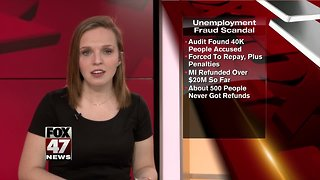State: 500 still owed money from unemployment fraud scandal