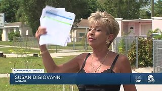 Paper unemployment applications offer hope for frustrated Florida workers