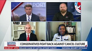CONSERVATIVES FIGHT BACK AGAINST CANCEL CULTURE