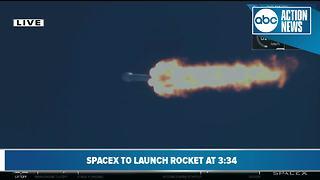 SpaceX Falcon 9 rocket launches Korean Communications Satellite