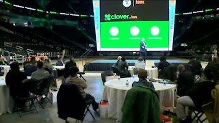 Milwaukee Bucks, Fiserv team up to benefit minority-owned businesses