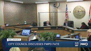 City Council discussing Fort Myers Police merging with Lee County Sheriff's Office