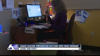 Suicide Prevention Hotline looks to extend services for young people