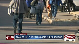 Plan to Help Homeless Gets Mixed Reviews