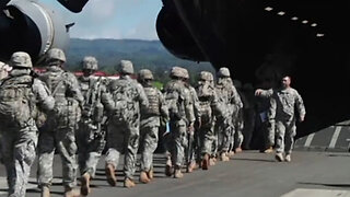 United States to Deploy 3,000 Troops to Middle East