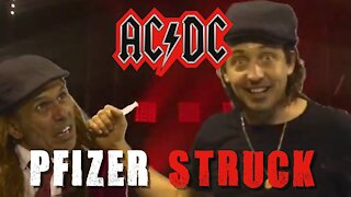 Pfizer Struck! AC/DC