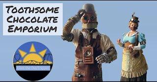 Toothsome Chocolate Emporium Universal Studios Florida / City Walk