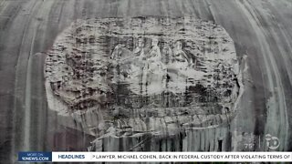 Calls to remove carving at Stone Mountain