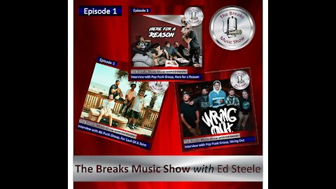 The Breaks Music Show - Episode 1