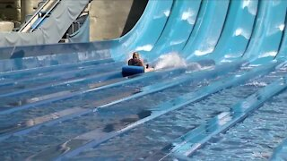 Water World welcomes guests back after more than a year of being closed