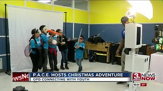 OPD's PACE program hosts eventful night for local youth