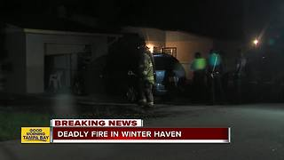 53-year-old woman killed in house fire in Winter Haven