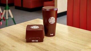 Burger King tries reusable packaging