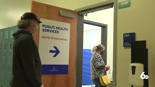 No-waste list for COVID-19 vaccine available at Boise State clinic