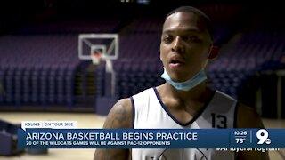 Arizona Basketball to play 20 conference games