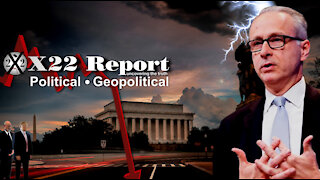 Ep. 2611b - Evergreen, Think Depopulation, Panic In DC, James Baker, What A Wonderful Day