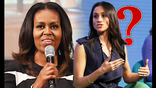 Meghan Markle, Michell Obama + Hillary Clinton relationship