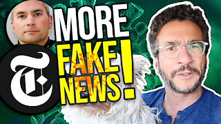 Fake News NYT Promoting Covid Misinformation? Viva Frei Vlawg